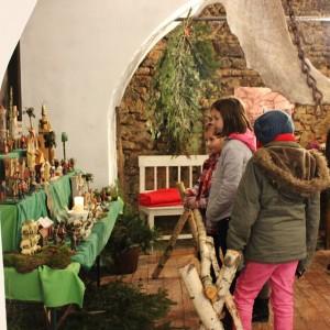 Výstava betlémů 2015