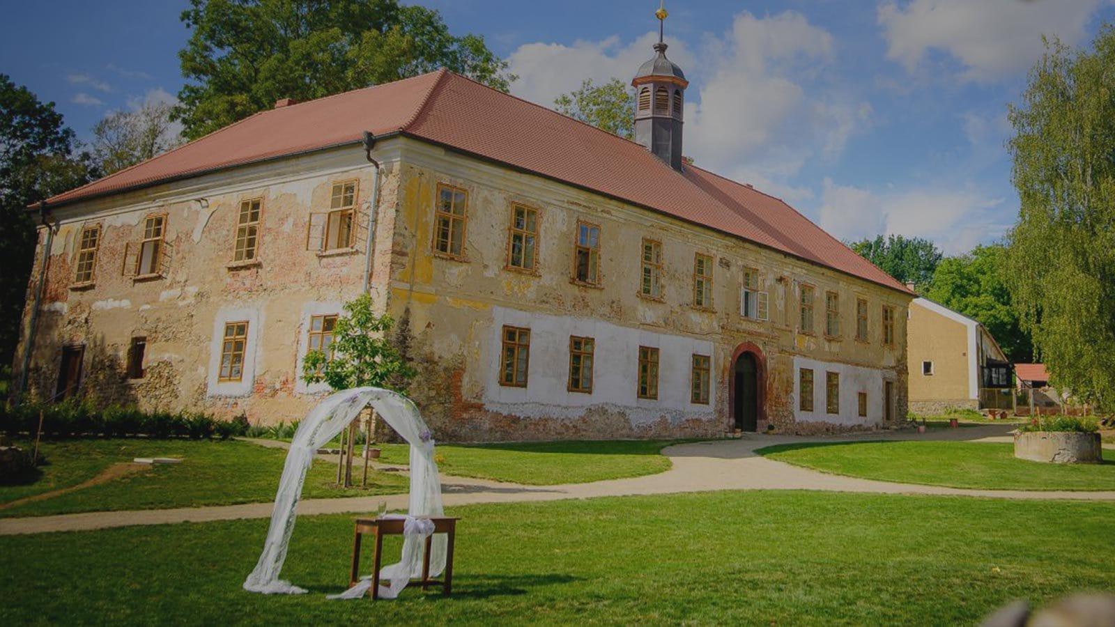 Jedinečné chvíle <br />na zámku Třebešice
