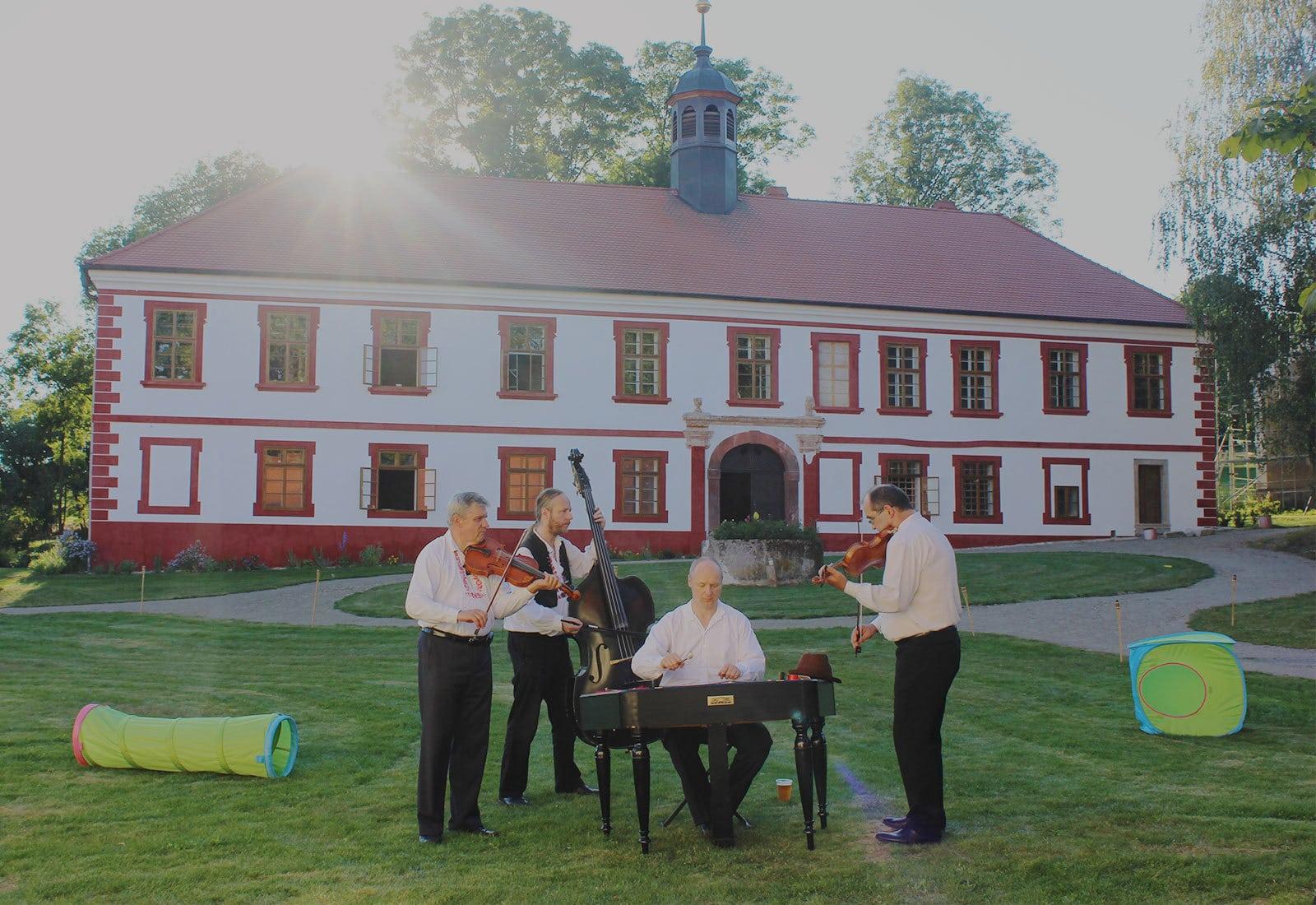 Jedinečné chvíle na zámku Třebešice