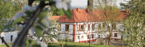 ubytování na zámku v Třebešicích