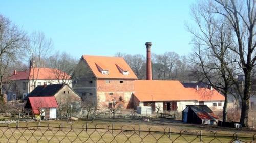 Pohled od jihu, jaro 2012